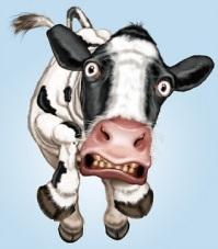 Corre vaca.. Corre!!